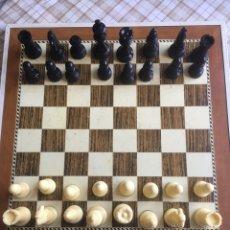 Juegos de mesa: AJEDREZ ANTIGUA. Lote 146945834