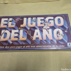 Juegos de mesa: EL JUEGO DEL AÑO DE BORRAS NUEVO. Lote 178821122