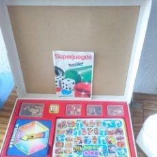 Juegos de mesa: SUPERJUEGOS REUNIDOS - 50 JUEGOS --- AÑOS 80 ---- VER FOTOS. Lote 147108238