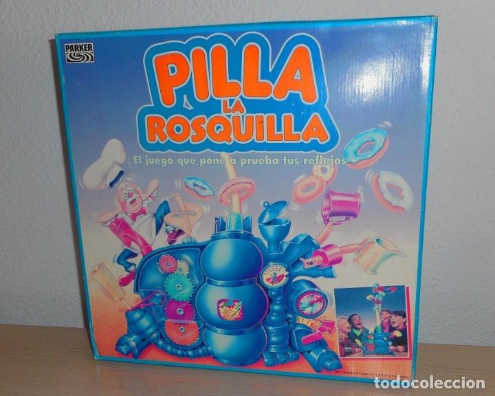 Juego De Mesa Pilla La Rosquilla Parker Año 9 Verkauft Durch