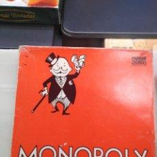 Juegos de mesa: ANTIGUO JUEGO DEL MONOPOLY AÑOS 70. Lote 147394818