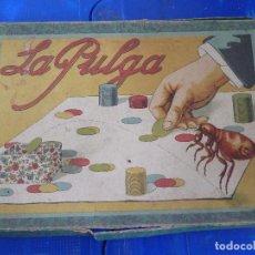 Juegos de mesa: JUEGO LA PULGA. Lote 147643702