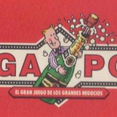 Juegos de mesa: MEGAPOLY - EL GRAN JUEGO DE LAS FINANZAS - DE 2 A 6 JUGADORES. Lote 147705110