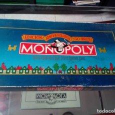 Juegos de mesa: JUEGO MONOPOLY EDICIÓN 50 ANIVERSARIO. Lote 147777646