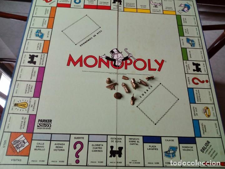 Juegos de mesa: Juego Monopoly Edición 50 Aniversario - Foto 2 - 147777646