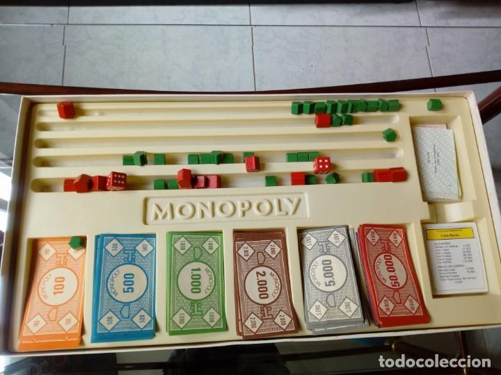 Juegos de mesa: Juego Monopoly Edición 50 Aniversario - Foto 4 - 147777646
