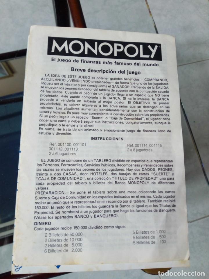 Juegos de mesa: Juego Monopoly Edición 50 Aniversario - Foto 5 - 147777646