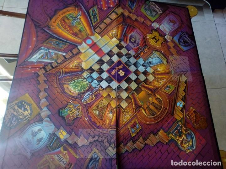 Juegos de mesa: Harry Potter y la piedra filosofal. Misterio en Hogwarts. 2001 - Foto 4 - 147778374
