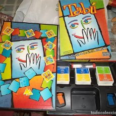 Juegos de mesa: JUEGO TABU DE PARKER . Lote 147781182