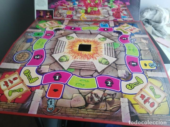 Juegos de mesa: ANTIGUO JUEGO DE MESA DE MB EL CALDERO ENCANTADO - Foto 14 - 234444050