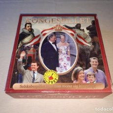 Juegos de mesa: KONGESPILLET 2002. Lote 147899754