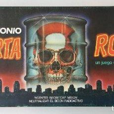 Juegos de mesa: JUEGO ALERTA ROJA DE CEFA – AÑOS 80 – CELULOSA FABRIL. Lote 147914874