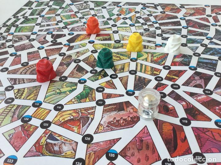 Juegos de mesa: Juego Alerta Roja de CEFA – Años 80 – CELULOSA FABRIL - Foto 13 - 147914874