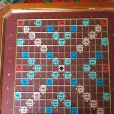 Juegos de mesa: TABLERO DE SCRABBLE , VER FOTOS. Lote 148030810
