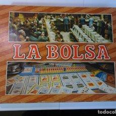 Juegos de mesa: ANTIGUO JUEGO ,LA BOLSA EDUCA, EN CAJA ORIGINAL , VER FOTOS. Lote 148044402