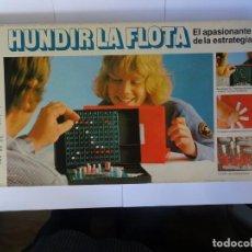 Juegos de mesa: ANTIGUO JUEGO ,HUNDIR LA FLOTA, MB JUEGOS EN CAJA ORIGINAL , VER FOTOS. Lote 148044770