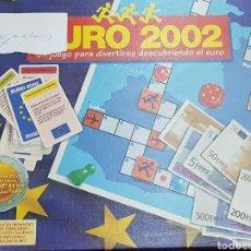 Juegos de mesa: JUEGO EURO 2002 - EDUCA - ARM01. Lote 148073546