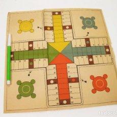 Juegos de mesa: LÁMINA DEL JUEGO DEL PARCHÍS. . Lote 148085454