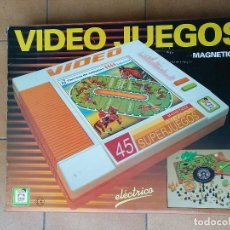 Juegos de mesa: VIDEO JUEGOS MAGNETICOS 45 SUPER JUEGOS CHICOS . Lote 148099134