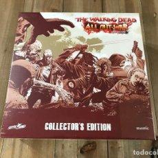 Juegos de mesa: JUEGO DE MESA - THE WALKING DEAD ALL OUT WAR - COLLECTOR´S EDITION - 2 TOMATOES - PRECINTADO. Lote 148105462