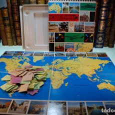 Juegos de mesa: JUEGO DE MESA LA VUELTA AL MUNDO - JUEGOS EDUCA - REF. 11005 - . Lote 148140606