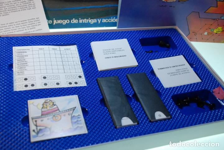 Juegos de mesa: JUEGO DE MESA ESPÍAS Y CONFIDENTES !! - BORRAS - APASIONANTE JUEGO DE INTRIGA Y ACCIÓN - 2-6 JUG. - - Foto 2 - 148141134