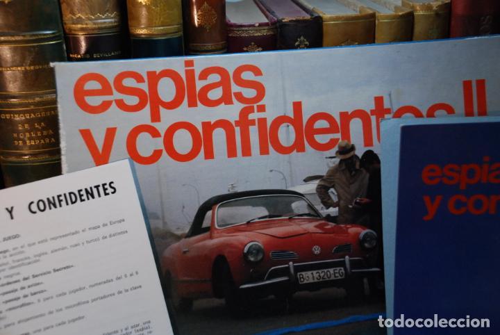 Juegos de mesa: JUEGO DE MESA ESPÍAS Y CONFIDENTES !! - BORRAS - APASIONANTE JUEGO DE INTRIGA Y ACCIÓN - 2-6 JUG. - - Foto 4 - 148141134