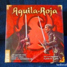 Juegos de mesa: AGUILA ROJA JUEGO DE MESA (DEVIR 2009) (PRECINTADO). Lote 148176470