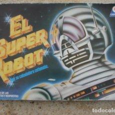 Juegos de mesa: JUEGO SUPER ROBOT - CEFA. Lote 148190958