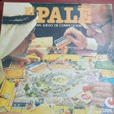 Juegos de mesa: ANTIGUO JUEGO DE MESA - EL PALE - CEFA - COMPLETO - BUEN ESTADO - ARM01. Lote 148229974