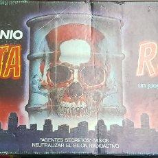 Juegos de mesa: JUEGO ALERTA ROJA --COMPLETO-- CEFA. AÑOS 80.- ARM01. Lote 148231030