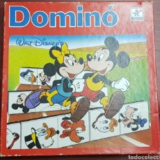 Juegos de mesa: JUEGO DOMINO DISNEY DE BORRAS ANTIGUO - ARM01. Lote 148232890