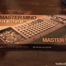 Juegos de mesa: JUEGO MASTER MIND LETRAS DE CAYRO. Lote 148238434