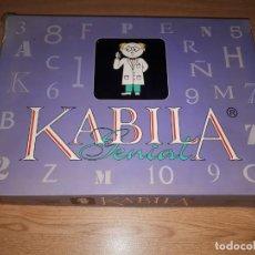 Juegos de mesa: KABILA GENIAL. Lote 148579846