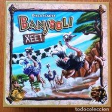 Juegos de mesa: JUEGO INFANTIL: GDM GAMES: BANJOOLI XEET (PRECINTADO). Lote 148620142