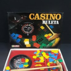Juegos de mesa: CASINO RULETA LLORCA. Lote 148665949