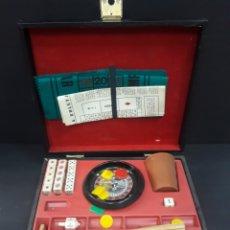 Juegos de mesa: RESTOSRULETA CASINO DESCONOZCO MARCA. Lote 148666630