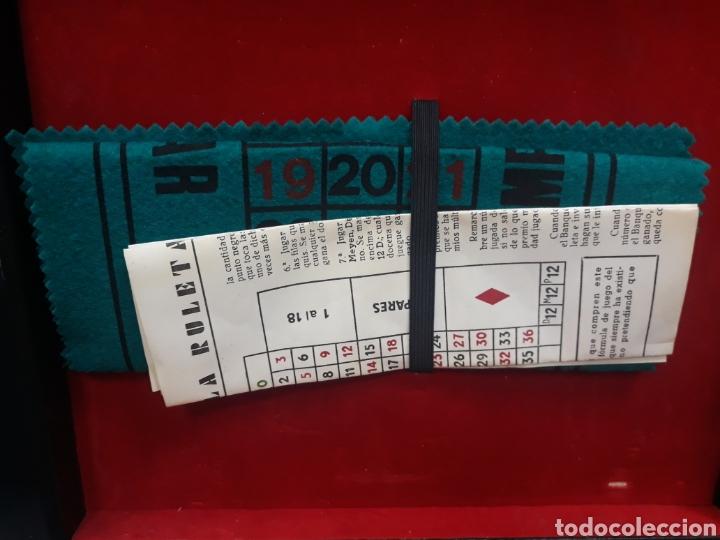 Juegos de mesa: restosRuleta Casino desconozco marca - Foto 4 - 148666630