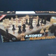 Juegos de mesa: AJEDREZ MAGNÉTICO CHICOS. Lote 148673814