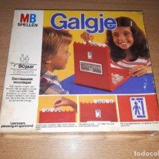 Juegos de mesa: GALGJE-EL AHORCADO. Lote 148770878