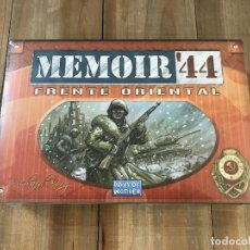 Juegos de mesa: JUEGO WARGAME - MEMOIR ´44 - FRENTE ORIENTAL - DAYS OF WONDER - EDGE - WWII. Lote 149256738