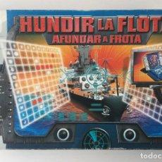 Juegos de mesa: JUEGO HUNDIR LA FLOTA – MB – HASBRO - INCOMPLETO. Lote 149320822