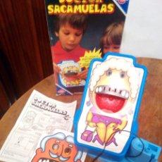 Juegos de mesa: JUEGO DOCTOR SACAMUELAS DE CONGOST. Lote 149541561