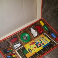 Juegos de mesa: JUEGOS REUNIDOS GEYPER 25. Lote 144429006
