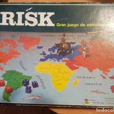 Juegos de mesa: JUEGO DE ESTRATEGIA RISK BORRAS AÑIS 70.. Lote 149696454