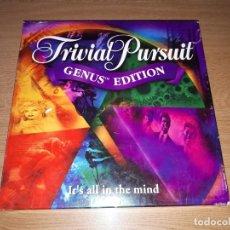 Juegos de mesa: TRIVIAL PURSUIT-GENIUS EDITION. Lote 149833146