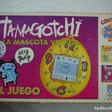 Juegos de mesa: TAMAGOTCHI. LA MASCOTA VIRTUAL JUEGO DE MESA+PUZZLE DE 60 PIEZAS - FALOMIR - 1997 . Lote 149869594