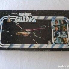 Juegos de mesa: JUEGO DE MESA BORRÁS STAR WARS - LA GUERRA DE LAS GALAXIAS - 1978. Lote 150162426