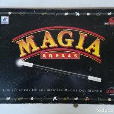 Juegos de mesa: MAGIA BORRAS, CAJA DE MAGIA, 200 TRUCOS, Nº 8. Lote 150281254