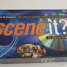 Juegos de mesa: JUEGO - SCENE IT -COMPLETO - ARM01. Lote 150358350